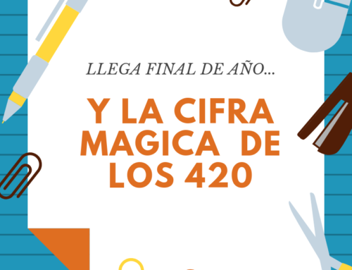 YA ESTAMOS ACABANDO EL 2018 Y LLEGA LA CIFRA MÁGICA , 420