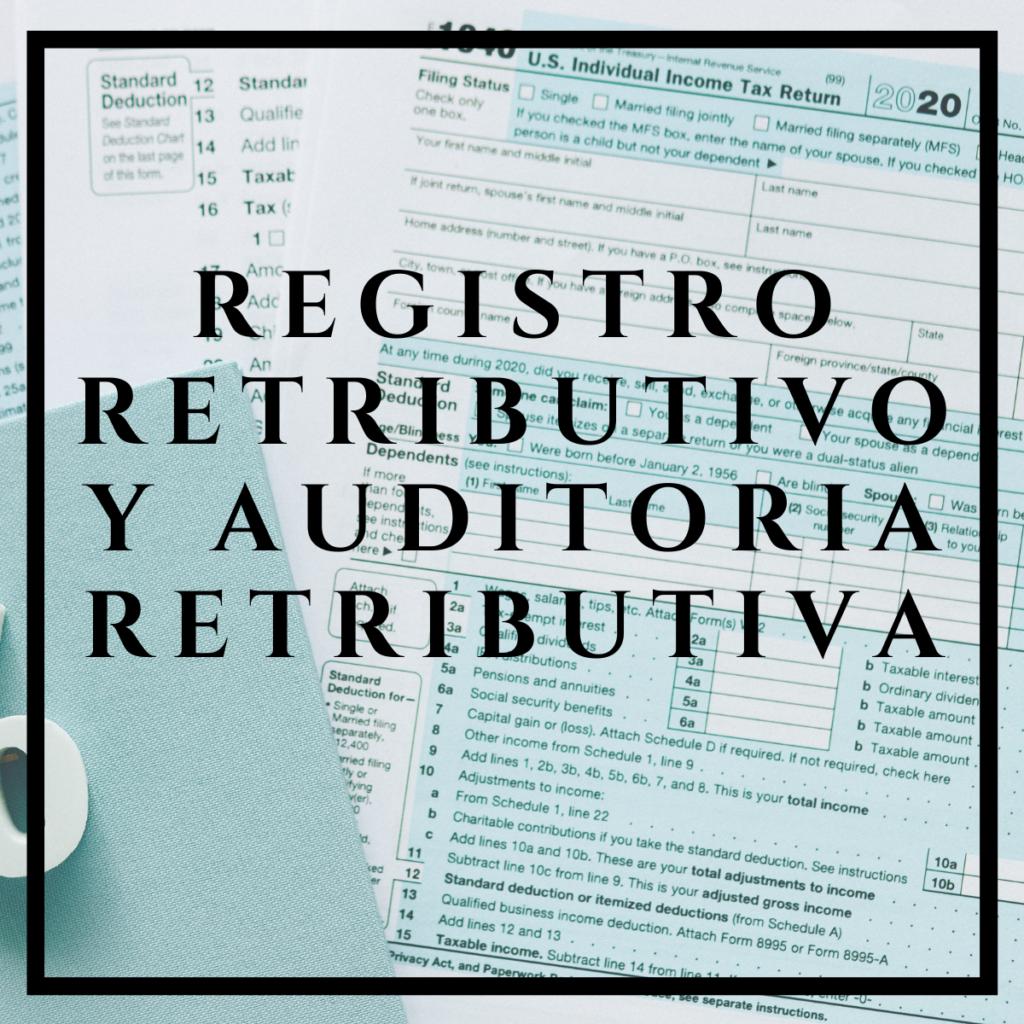 registro retributivo y auditoria retributiva